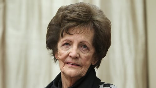 Philomena Lee has been commended for her courage