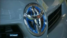 Toyota issues recall on Prius models