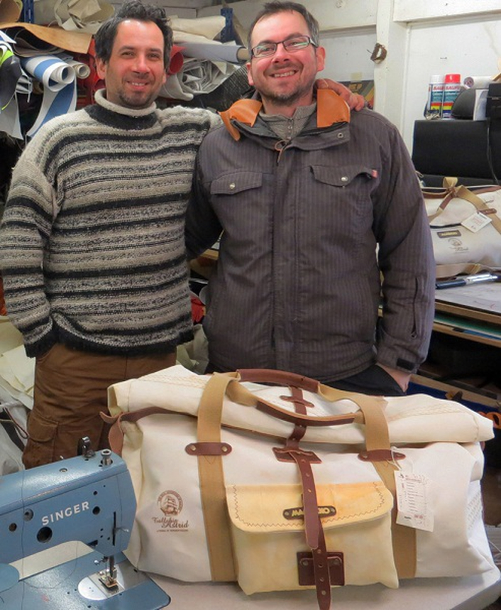 Hungarian Bag Makers in Kinsale