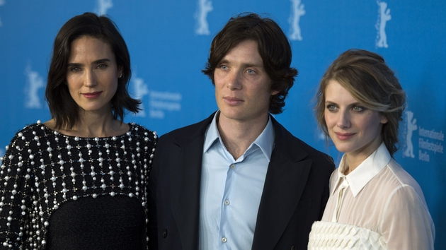 Aloft co-stars Jennifer Connelly, Cillian Murphy and French actress Melanie Laurent