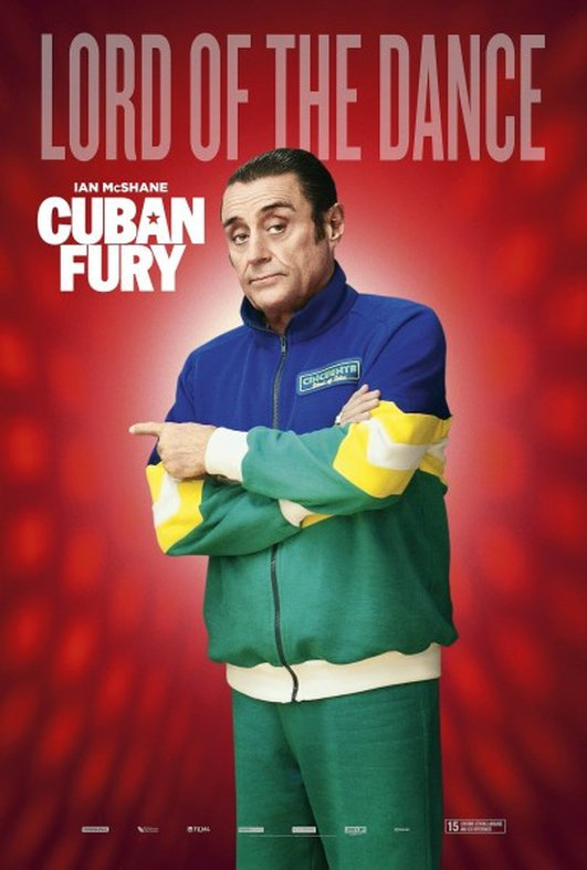 Ian McShane In Cuban Fury