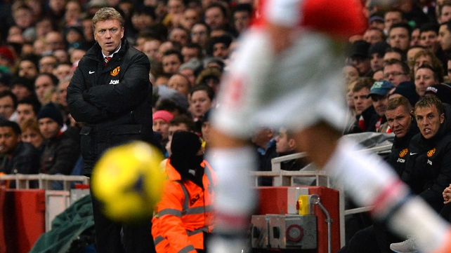 David Moyes: 'We want to play better. We cannot bother about other teams'