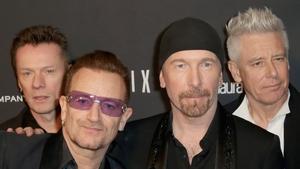 U2 - US honour