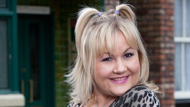 Coronation Street's Lisa George who plays Beth Tinker