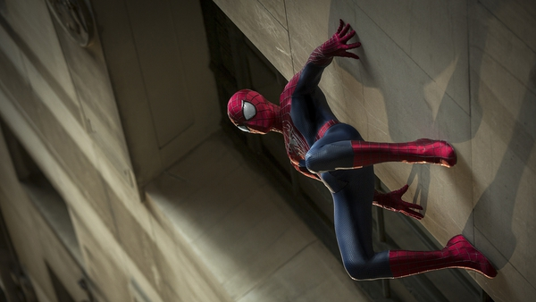 Andrew Garfield's Spidey is back in web-spinning action from April 16