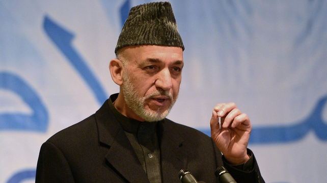 Obama administration has pressed Hamid Karzai to sign bilateral security agreement