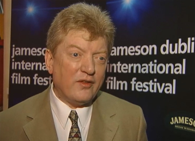 Michael Dwyer, Director of the Dublin International Film Festival (2004)
