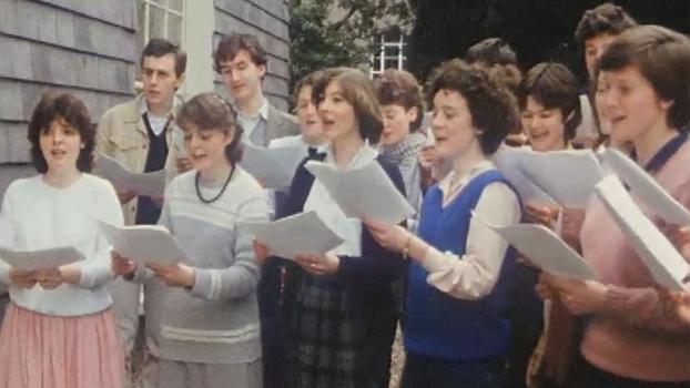 UCC Choir 1984