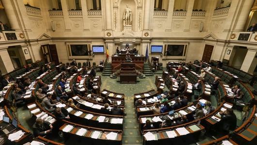 Belgium votes for euthanasia for children