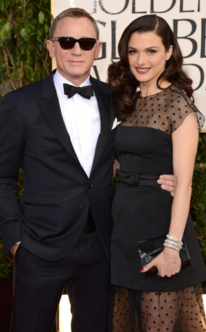 Daniel Craig and Rachel Weisz are set to move to Dublin