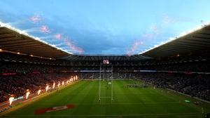Philip Doyle: 'It's just Twickenham, it's just a stadium'