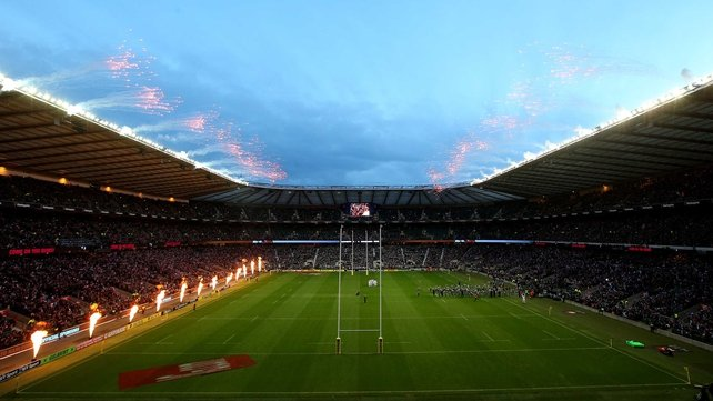 Twickenham will host the Rugby World Cup final on 31 October 2015
