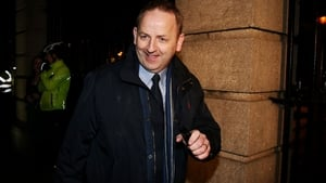 Maurice McCabe's solicitor requested the transcript