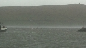 Stormy seas in Dingle (Pic: Stephen Daly)