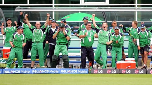 It will be Ireland's fourth time at the T20 global finals