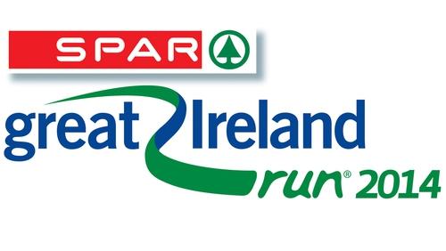 SPAR Great Ireland Run 2014