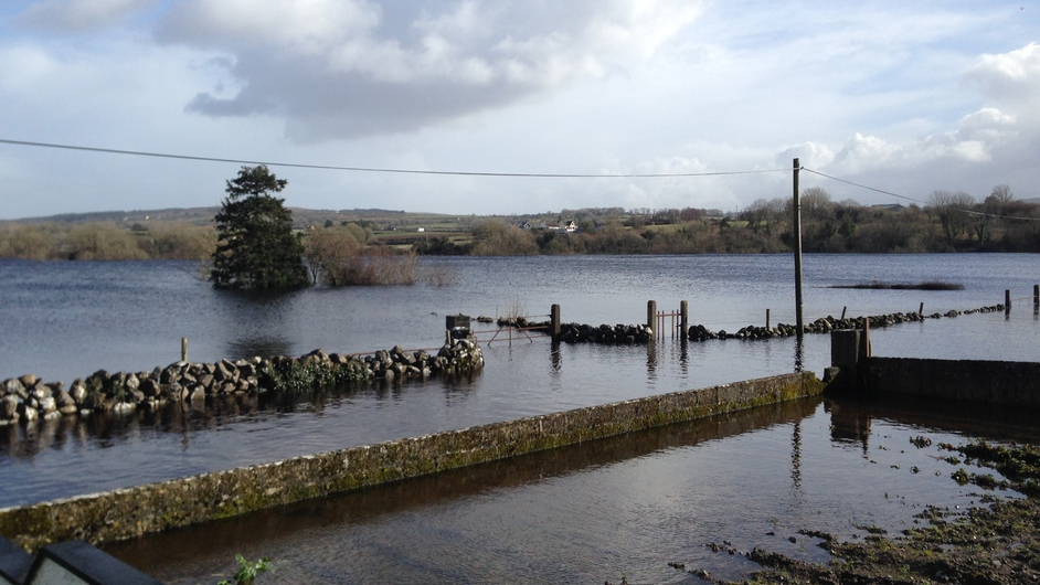 South Galway residents faced with major flood damage