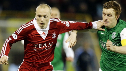 Willo Flood has been watched by Ireland assistant manager Roy Keane