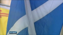 Scotland to lose the pound if it votes for independence