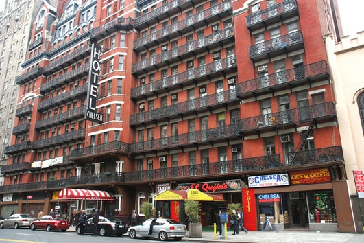 The Life and Times of New York's Legendary Chelsea Hotel