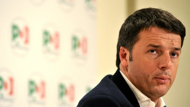 Matteo Renzi looks poised to become Italy's new premier