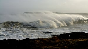 Unsettled weather is expected to continue for the coming days (Pic: Southeast coast, Jim Lawn)