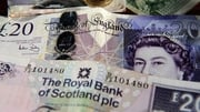 Sterling jumps as Scotland votes no