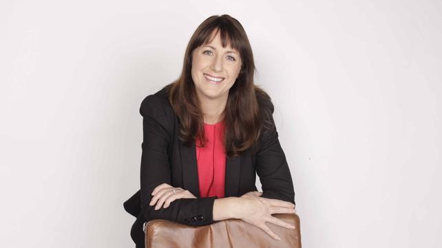 RTÉ Prime Time's Katie Hannon
