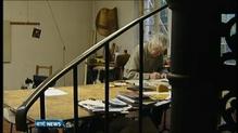 Cork-born artist Patrick Scott dies aged 93