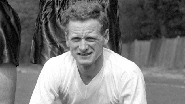 Tom Finney in 1958