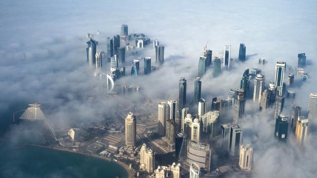 FIFA chose Qatar in a secret ballot in December 2010