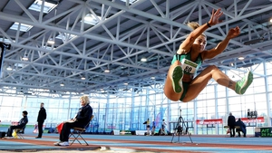 Kelly Proper jumped to another national title in Athlone