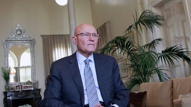 'A government in the national interest was formed in a spirit of inclusivity,' new Prime Minister Tammam Salam declared on live television