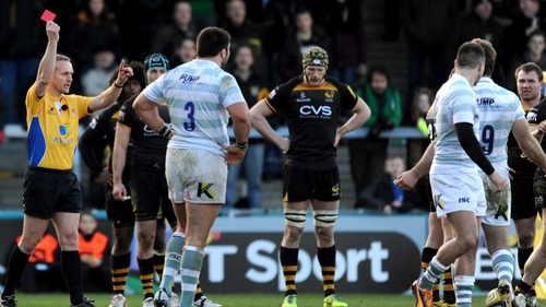 Tomas O'Leary's side held on to take the win after his sending-off