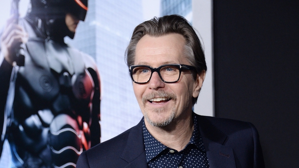 Gary Oldman: ''Clint Eastwood gave me the best advice when I directed
