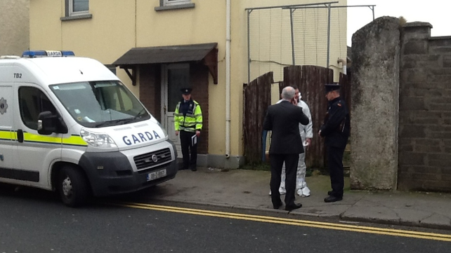 Alexander Karpov's body was discovered at a house on Spa Street in Portarlington on Saturday