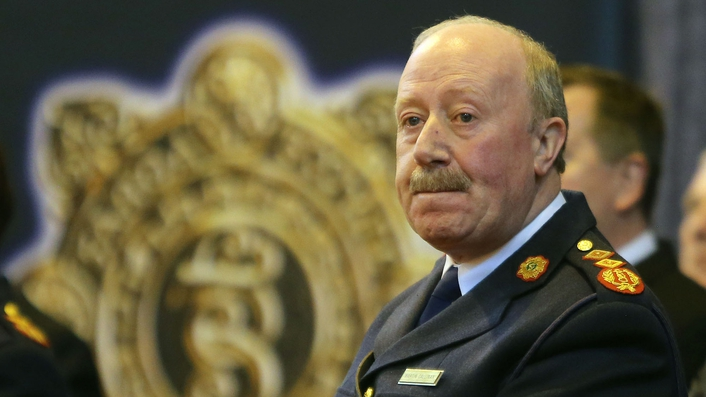 Garda Commissioner Controversy