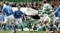 Stokes hits hat-trick in Celtic stroll