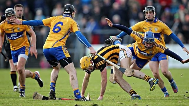 Clare took the league points on offer in Ennis