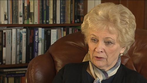 The former Police Ombudsman in Northern Ireland Nuala O'Loan