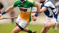 Laois hold on for shock Offaly win