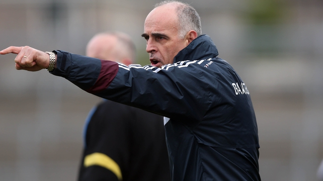 Anthony Cunningham singled out the contribution of Galway's younger players
