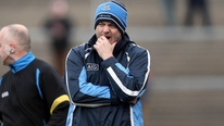 The Dublin manager was somewhat perplexed by the manner of his side's loss to Galway.