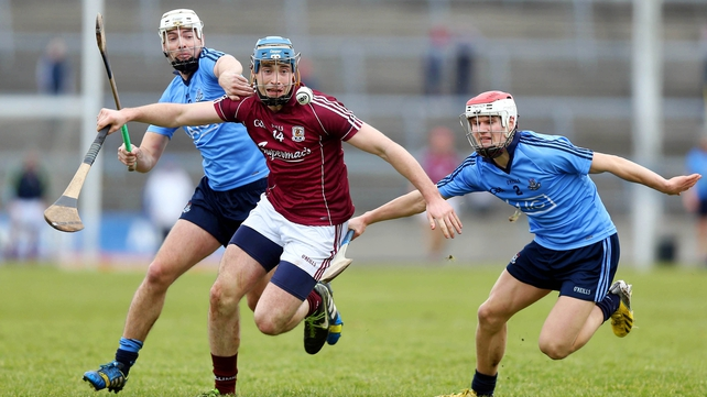 Galway were always in control against a disappointing Dublin effort