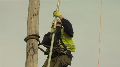 The companies have said that progress will be slow as it has many small outages to fix.