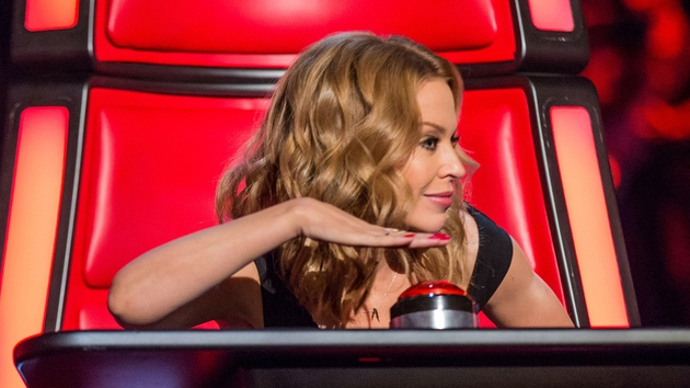 Kylie Minogue doesn't enjoy turning contestants away