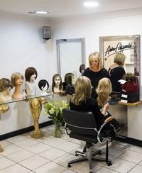 My New Hair at Aidan Fitzgerald's