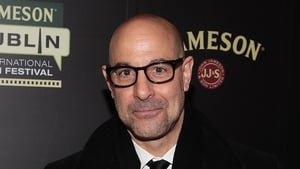 Stanley Tucci at JDIFF on Saturday