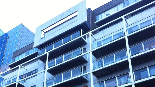 The association paid €15m for the apartments in Block 17 of the development