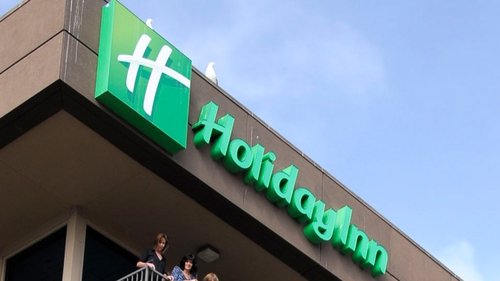 InterContinental Hotel Group owns brands including Holiday Inn & Crowne Plaza